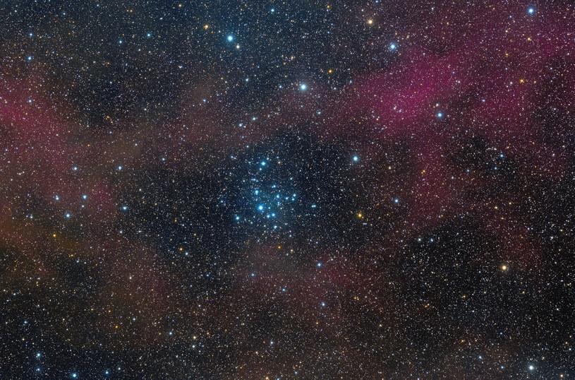 Supergromada Żagla skrywała się tuż za Drogą Mleczną /materiały prasowe