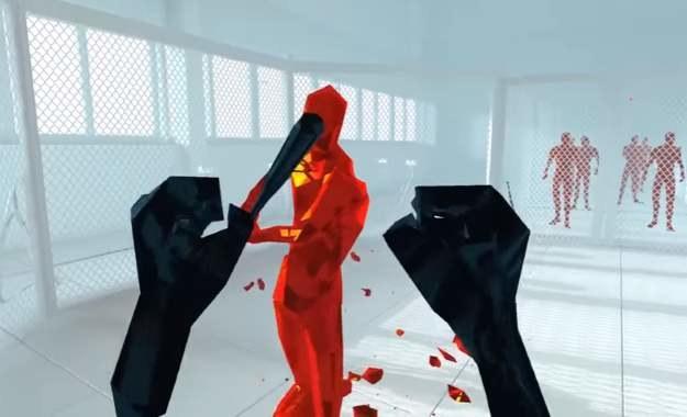 SUPERHOT VR /materiały prasowe