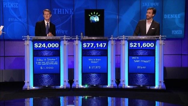"""Superkomputer IBM zasłynął w teleturnieju """"Jeopardy!"""" /materiały prasowe"""