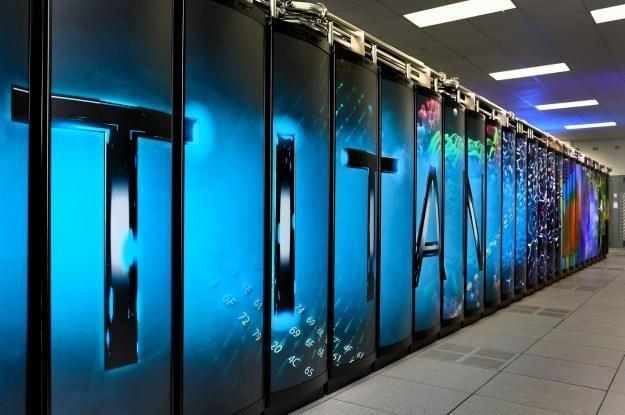 Superkomputer Tytan /materiały prasowe