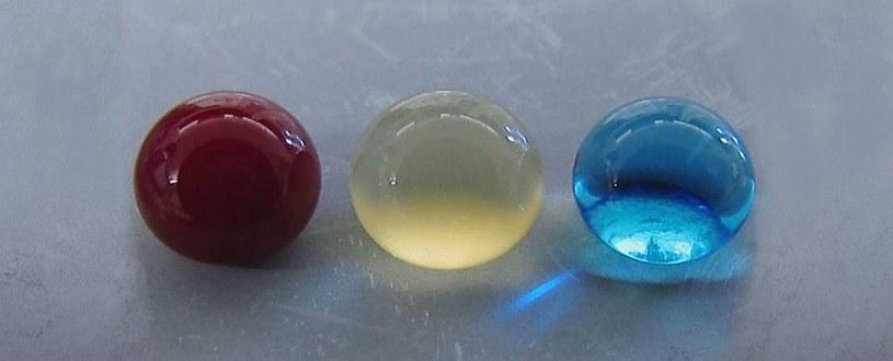 Supermateriał odpychający krew /fot. Uniwersytet Stanowy Kolorado /materiały prasowe