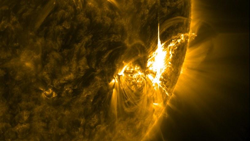 Superrozbłysk na Słońcu jest możliwy. Czy zniszczy życie na Ziemi? /NASA