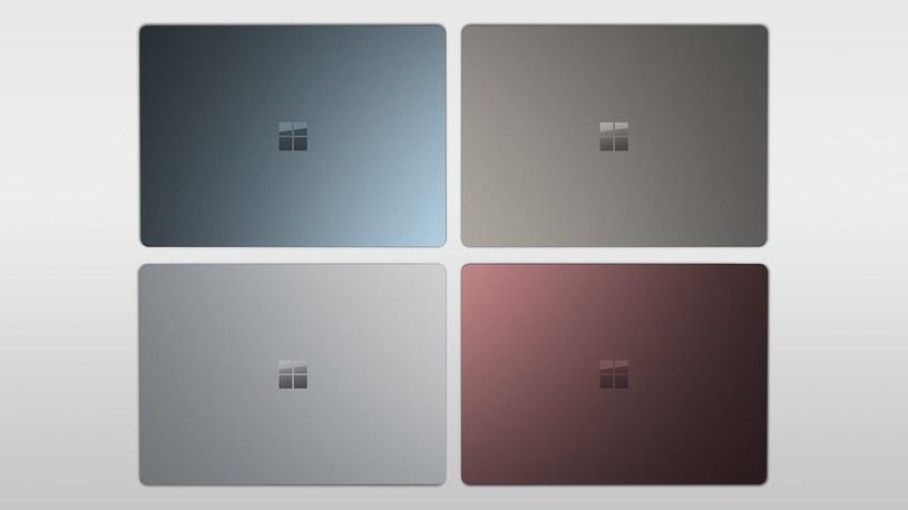 Surface Laptop /materiały prasowe