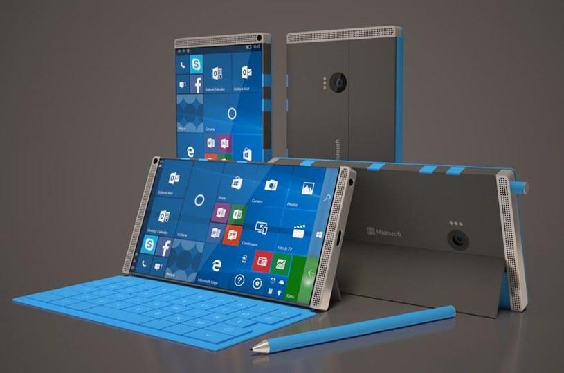 Surface Phone ma posiadać pełną wersję Windowsa 10 /Twitter /Internet