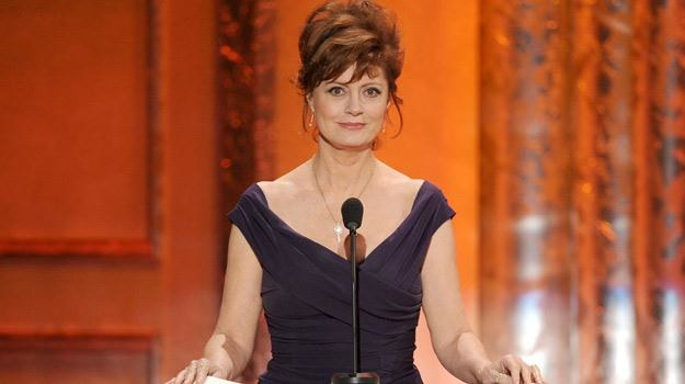 Susan Sarandon, fot. Kevin Winter /Getty Images/Flash Press Media