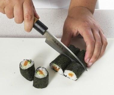 Sushi - maki krok po kroku