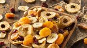 Suszone owoce - osłoda codziennej diety