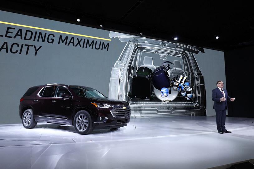SUV-y to amerykański wynalazek /Getty Images