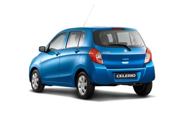 Suzuki Celerio /