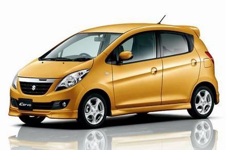 Suzuki cervo / Kliknij /INTERIA.PL