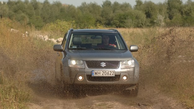 Suzuki Grand Vitara III (2005-) /Motor