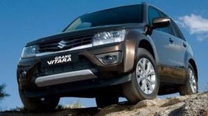 Suzuki Grand Vitara po zmianach