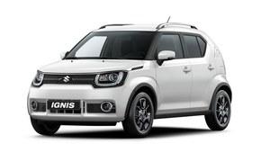 Suzuki Ignis - nowy model już w Paryżu