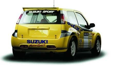 Suzuki Ignis Super 1600 (kliknij) /INTERIA.PL