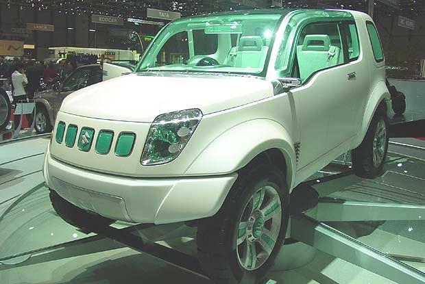 Suzuki Landbreeze (kliknij) /INTERIA.PL