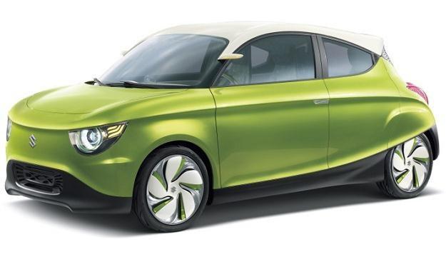 Suzuki regina /