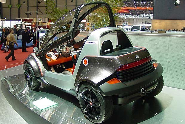 Suzuki S-Ride (kliknij) /INTERIA.PL