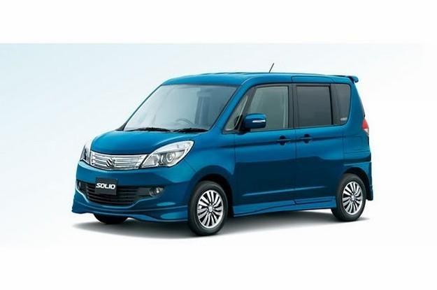 Suzuki solio /