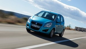 Suzuki Splash po faceliftingu