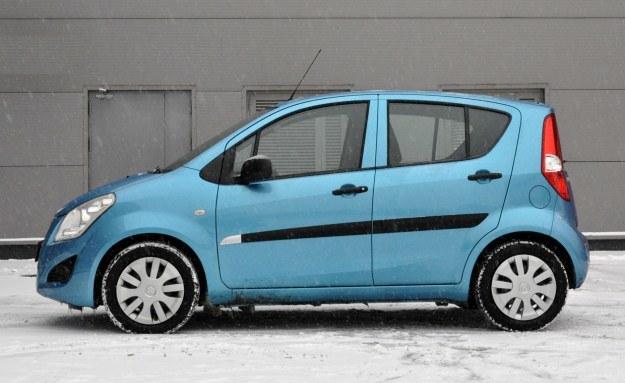 Suzuki Splash /INTERIA.PL