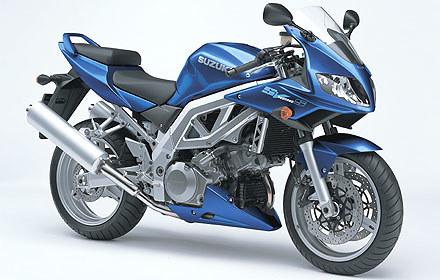Suzuki SV 1000S /INTERIA.PL
