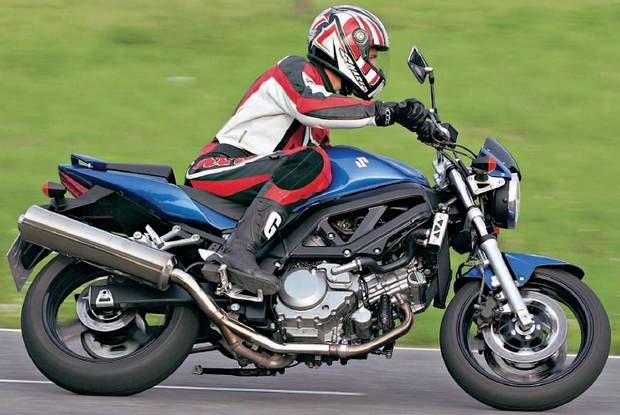 Suzuki SV 650 / Kliknij /Motocykl
