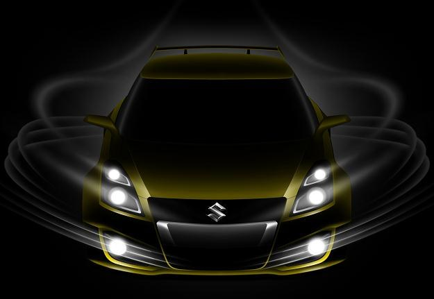 Suzuki swift S-concept /