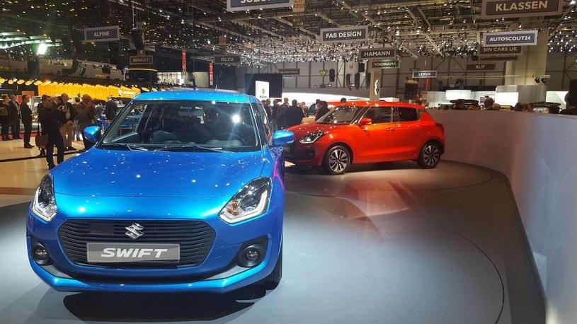 Suzuki Swift /INTERIA.PL
