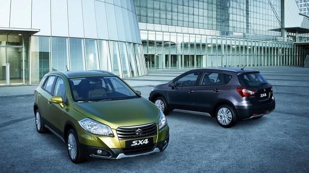 Suzuki SX4 (2013) /Suzuki