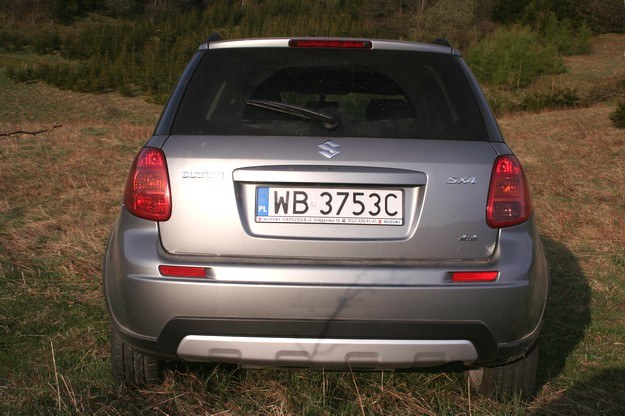 Suzuki SX4 /INTERIA.PL