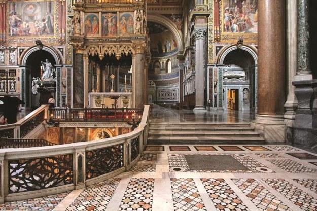 Św. Jana na Lateranie /123/RF PICSEL