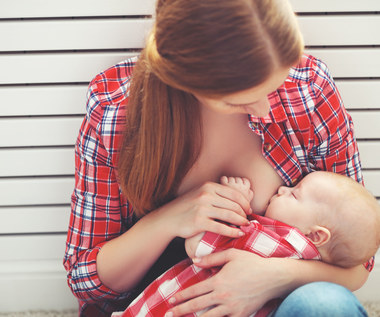 Świat wypijany z mlekiem matki