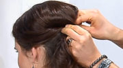 Świąteczne fryzury w 5 minut