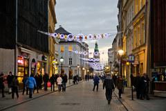 Świąteczne iluminacje w największych polskich miastach