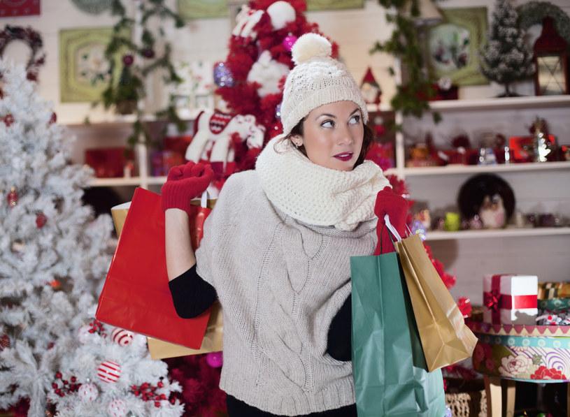 Świąteczne zakupy, zdjęcie ilustracyjne /123RF/PICSEL