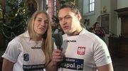 Świąteczne życzenia od reprezentantów Polski w rugby