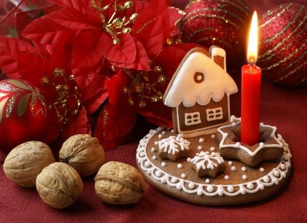 Świąteczny domek z piernika /123RF/PICSEL