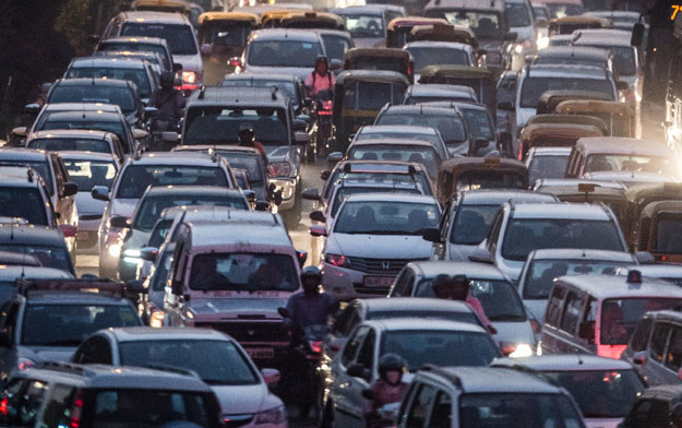 Światowa Organizacja Zdrowia (WHO) ogłosiła Delhi najbardziej zanieczyszczonym miastem świata. /AFP