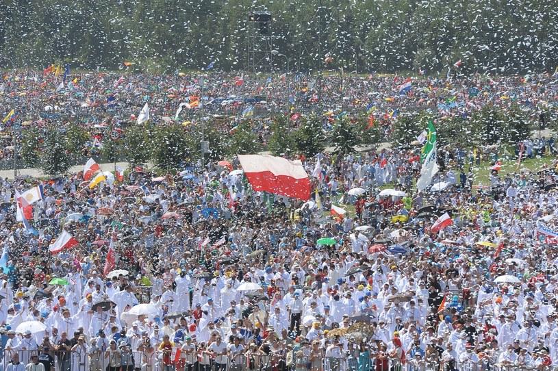 Światowe Dni Młodzieży; wizyta papieża Franciszka w Brzegach /Wojciech Laski /East News