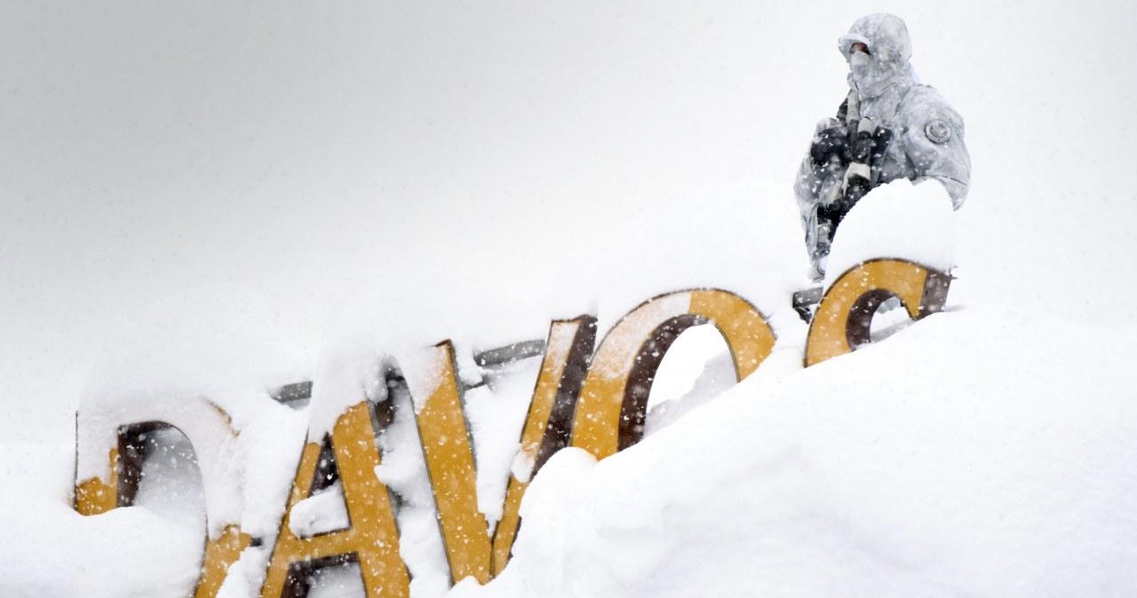 Światowe Forum Ekonomiczne. Davos pod śniegiem