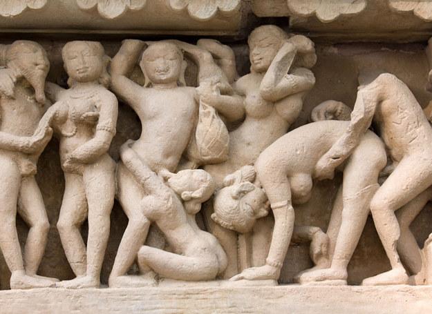 Świątynia w Khajuraho w Indiach /123RF/PICSEL