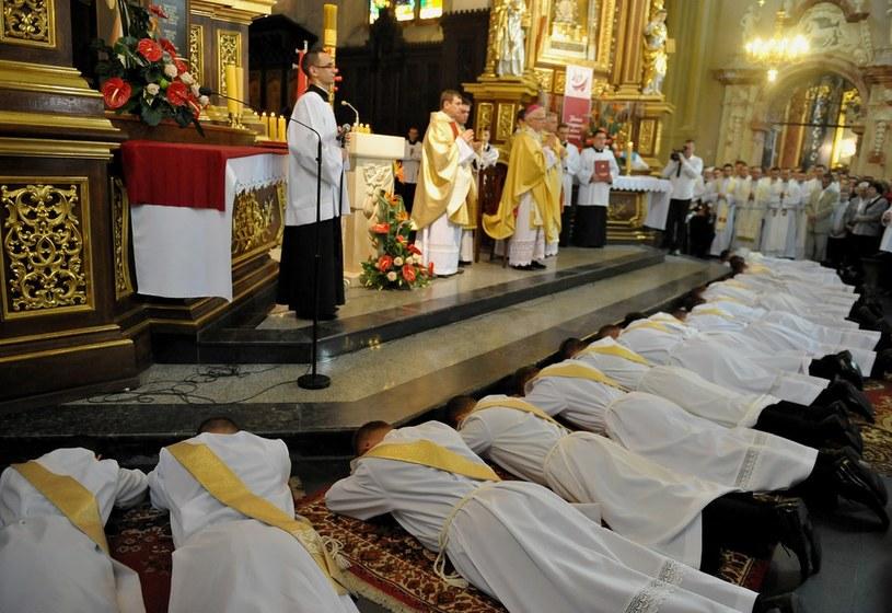 Święcenia diakonatu /Łukasz Solski /East News