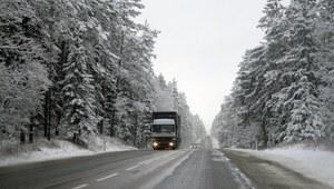 Święta i Nowy Rok bez ciężarówek na drogach