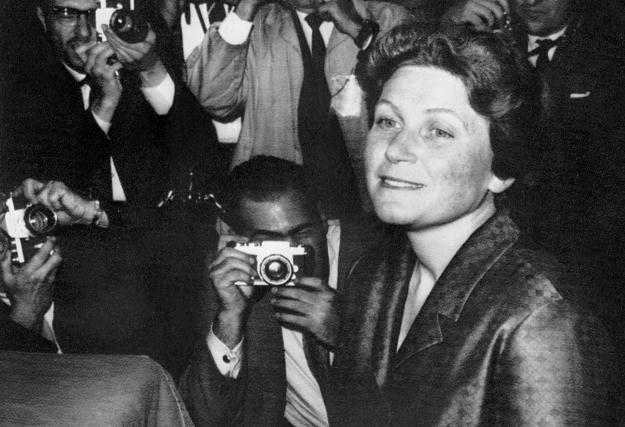Swietłana Alliłujewa w Nowym Jorku, 1967 r. /AFP