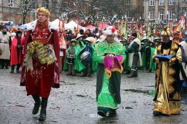 Święto Trzech Króli / fot. M. Grzelak /Agencja SE/East News