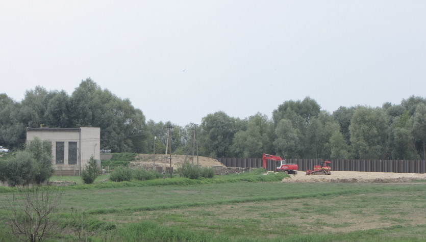 Świniary - dwa miesiące po powodzi