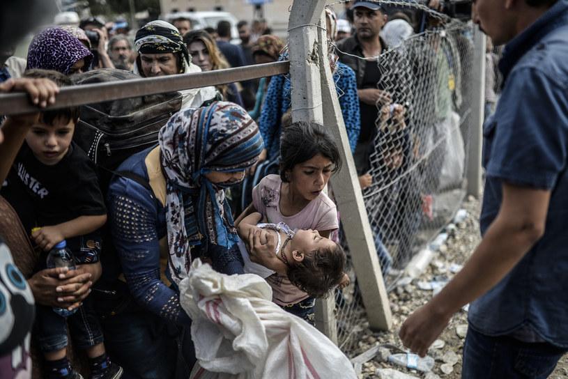 Swoje domy opuściło 12 milionów ludzi /AFP