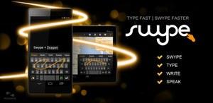 Swype - popularna klawiatura w wersji 2.0
