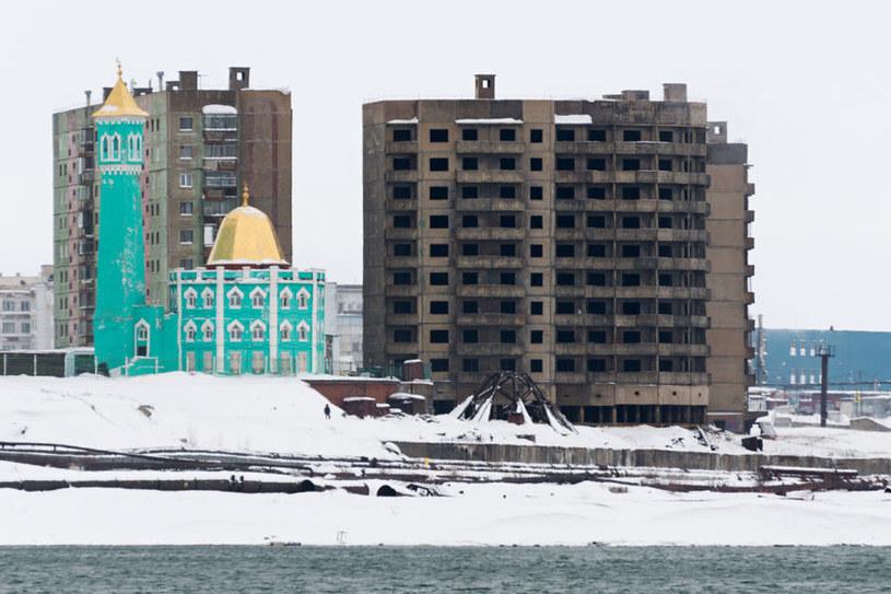 Syberyjskie miasta zagrożone? /©123RF/PICSEL