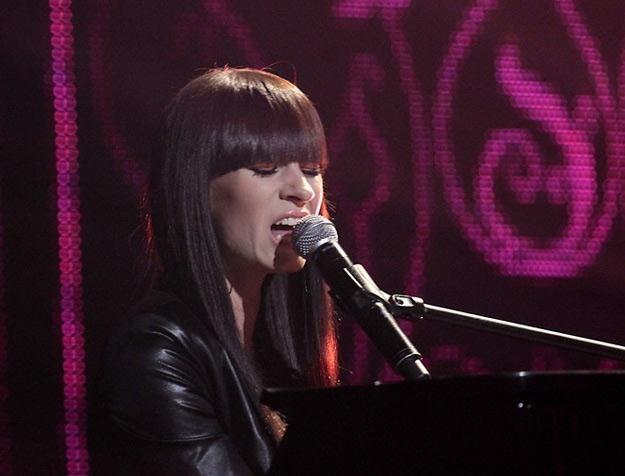 Syliwa Grzeszczak przy ukochanym fortepianie - fot. Adam Jankowski /Reporter